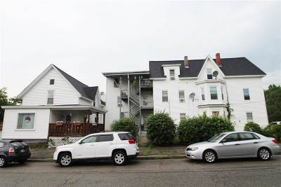 Manchester Multi Family Home For Sale: 332 Belmont Street