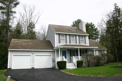 Amherst Single Family Home Active Under Contract: 8 Sycamore Court