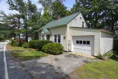 Laconia Single Family Home For Sale: 409 Lakeside Avenue