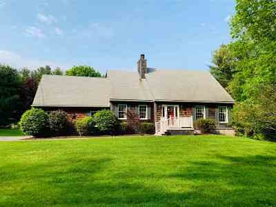 Strafford County Single Family Home For Sale: 519 Sixth Street