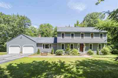 Bow Single Family Home Active Under Contract: 9 Wheeler Road