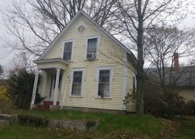 Merrimack County Single Family Home For Auction: 71 Main Street