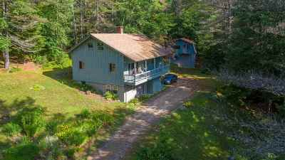 Holderness Single Family Home Active Under Contract: 21 Hardhack Road