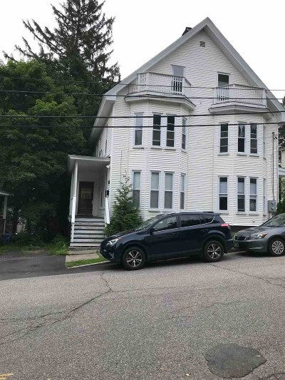 Strafford County Condo/Townhouse For Sale: 46 Belknap Street