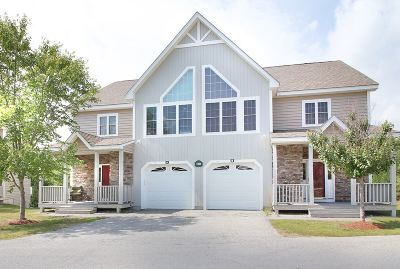 Lincoln  Condo/Townhouse Active Under Contract: 121 Woodland Loop Drive #A