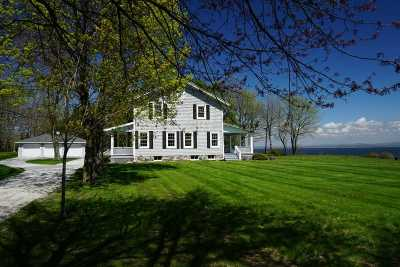Grand Isle County Single Family Home For Sale: 94 Stone Gate Lane