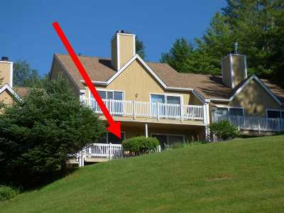 Stowe Condo/Townhouse For Sale: 144 Mountainside Drive #K201
