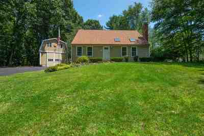 Newmarket Single Family Home Active Under Contract: 330 Ash Swamp Road