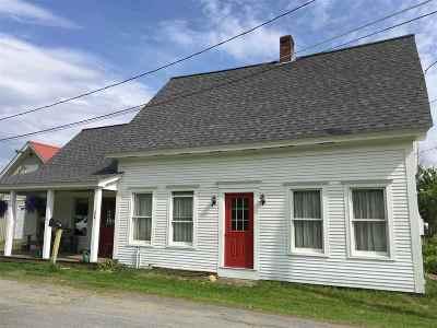 Barnet Single Family Home For Sale: 320 Carter St. Street