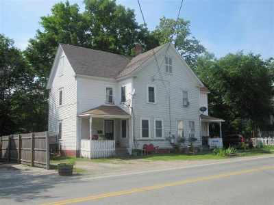 Lisbon Multi Family Home For Sale: 186 South Main Street #A &
