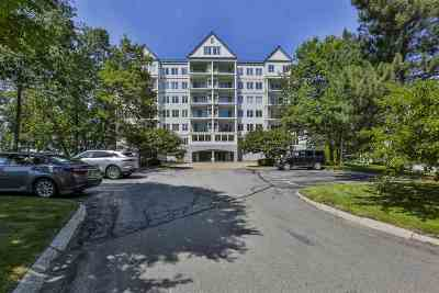 Nashua Condo/Townhouse For Sale: 12 Mountain Laurels Drive #402