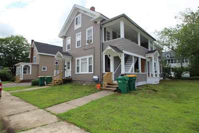 Strafford County Multi Family Home For Sale: 216 North Main Street