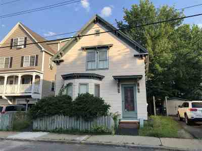 Nashua Single Family Home For Sale: 22 Mulberry Street
