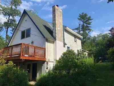 Belknap County Single Family Home For Sale: 337 Varney Road