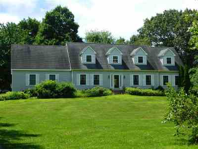 Single Family Home For Sale: 42 Exeter Road