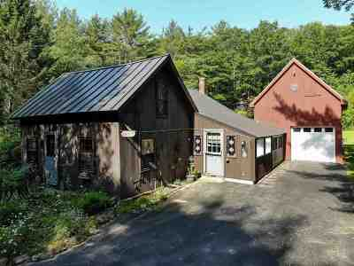 Merrimack County Single Family Home For Sale: 275 Franklin Road #6