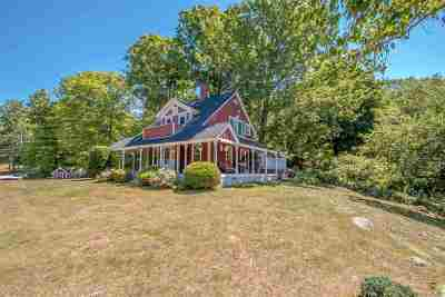 Single Family Home For Sale: 80 Black Mountain Road