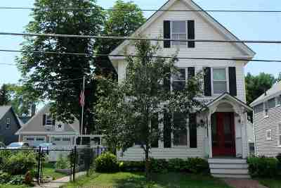 Merrimack County Rental For Rent: 44 S Spring Street #44A