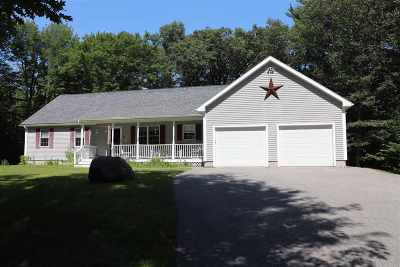 Strafford County Single Family Home For Sale: 355 Nute's Road