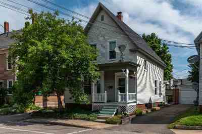Strafford County Single Family Home For Sale: 7 Central Avenue