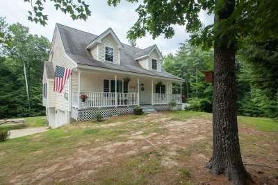 Northwood Single Family Home For Sale: 471 Mountain Avenue