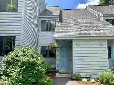 Hartford Condo/Townhouse Active Under Contract: 285 Woodhaven Drive #7K
