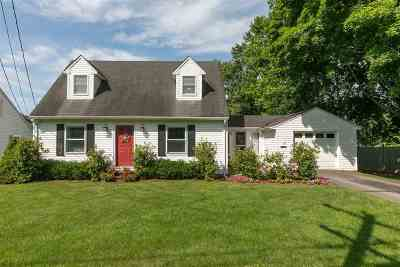Single Family Home For Sale: 193 Meadow Road