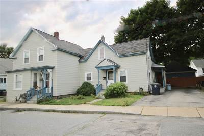 Nashua Multi Family Home For Sale: 4-6 Paige Avenue