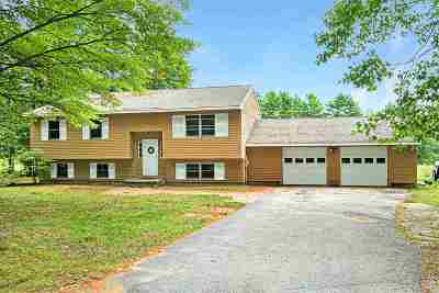 Concord Single Family Home For Sale: 8 Brookwood Drive