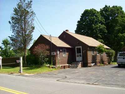 Madbury Single Family Home For Sale: 41 Town Hall Road