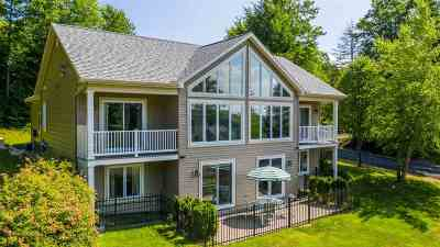 Laconia Single Family Home For Sale: 126 Big Bend Drive