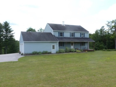 Franklin County Single Family Home For Sale: 1546 Berkshire Center Road
