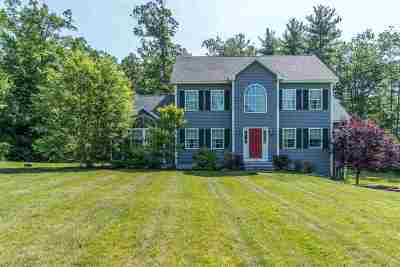 Sandown Single Family Home Active Under Contract: 64 Phillips Pond Drive