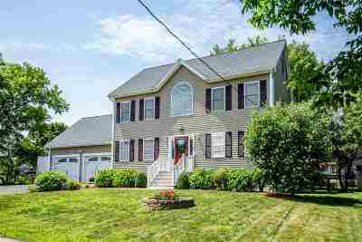 Methuen, Lowell, Haverhill Single Family Home For Sale: 2 Huntress Avenue