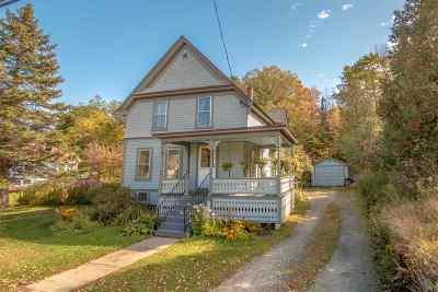Lancaster Single Family Home For Sale: 22 Prospect Street