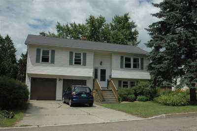 Winooski Single Family Home For Sale: 86 Dion