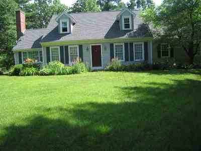 Amherst Single Family Home For Sale: 4a Pinewood Drive