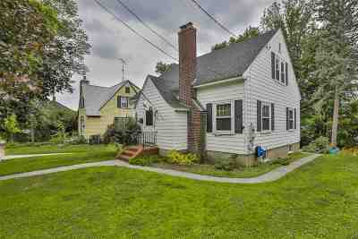 Manchester Single Family Home For Sale: 743 Hanover Street