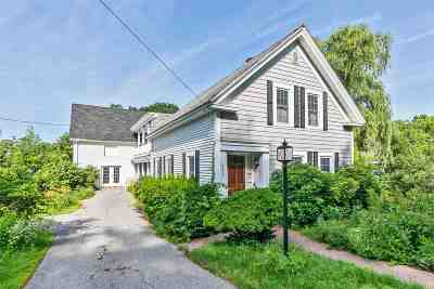 Concord Single Family Home For Sale: 231 Village Street