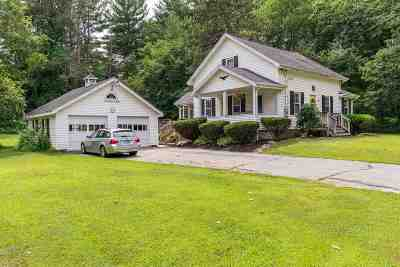 Dover Single Family Home For Sale: 90 Littleworth Road
