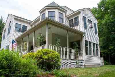 Goffstown Single Family Home Active Under Contract: 35 Ryan Road #B