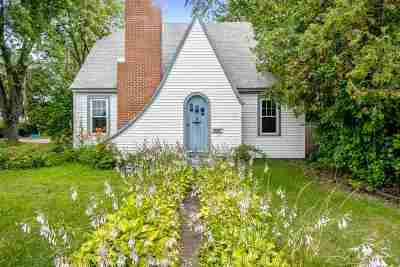 Winooski Single Family Home For Sale: 295 East Allen Street