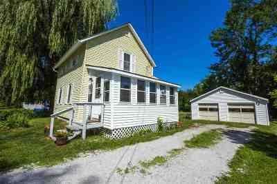 Grand Isle Single Family Home For Sale: 24 Moccasin Avenue