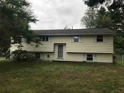 Merrimack Single Family Home For Sale: 5 Minuteman Avenue