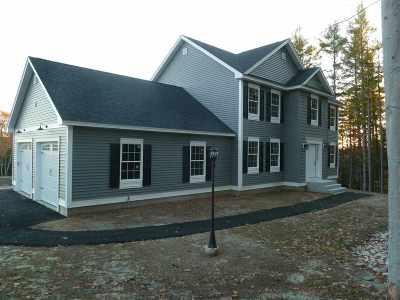 Candia Single Family Home For Sale: 436 New Boston Road