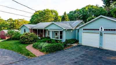 Dover Single Family Home For Sale: 32 Old Stage Road