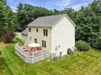 Bedford Single Family Home For Sale: 2 Beals Road