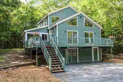 Moultonborough Single Family Home For Sale: 68 Heatherwood Drive