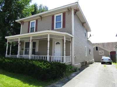 Franklin County Multi Family Home For Sale: 2035 North Main Street