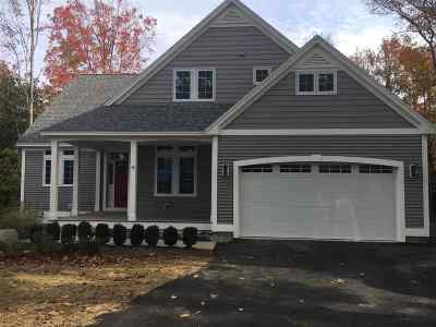 Amherst Single Family Home For Sale: Lot 17 Whiting Farm Drive